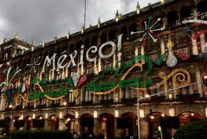 Mexico city – miasto wielkich atrakcji, także X018