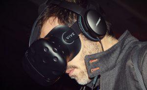 VR i PS5 chory maniak gier