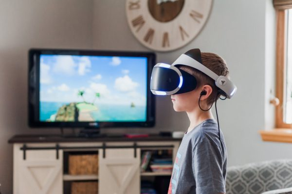 gry komputerowe – a psychika dziecka